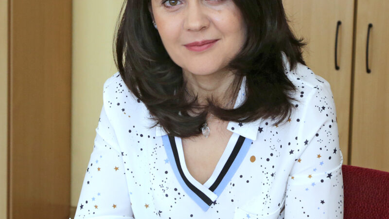 Оксана МЯГКИХ: «Лауазым — журналисті өзгертпеуі тиіс»