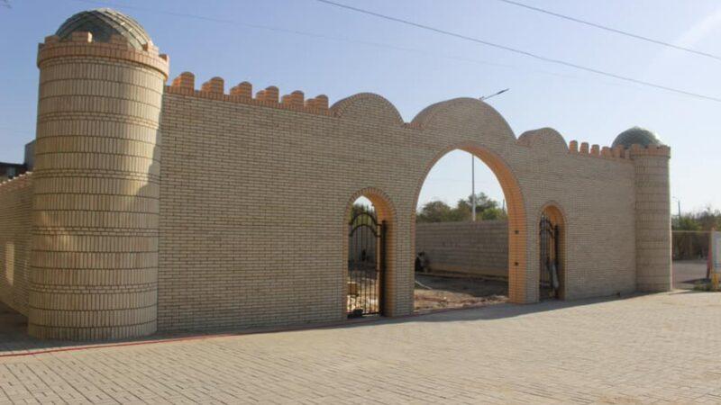 Салтанаты артқан саябақ
