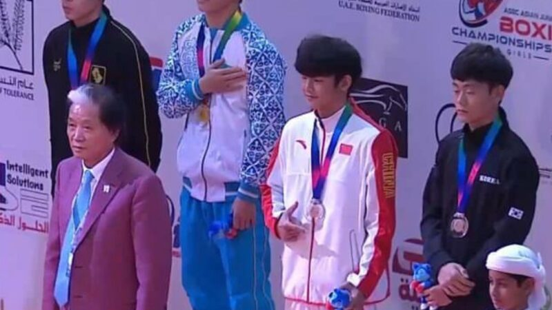 Азия чемпионы — ауылда